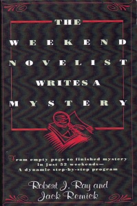 Weekend Novelist writes a mystery